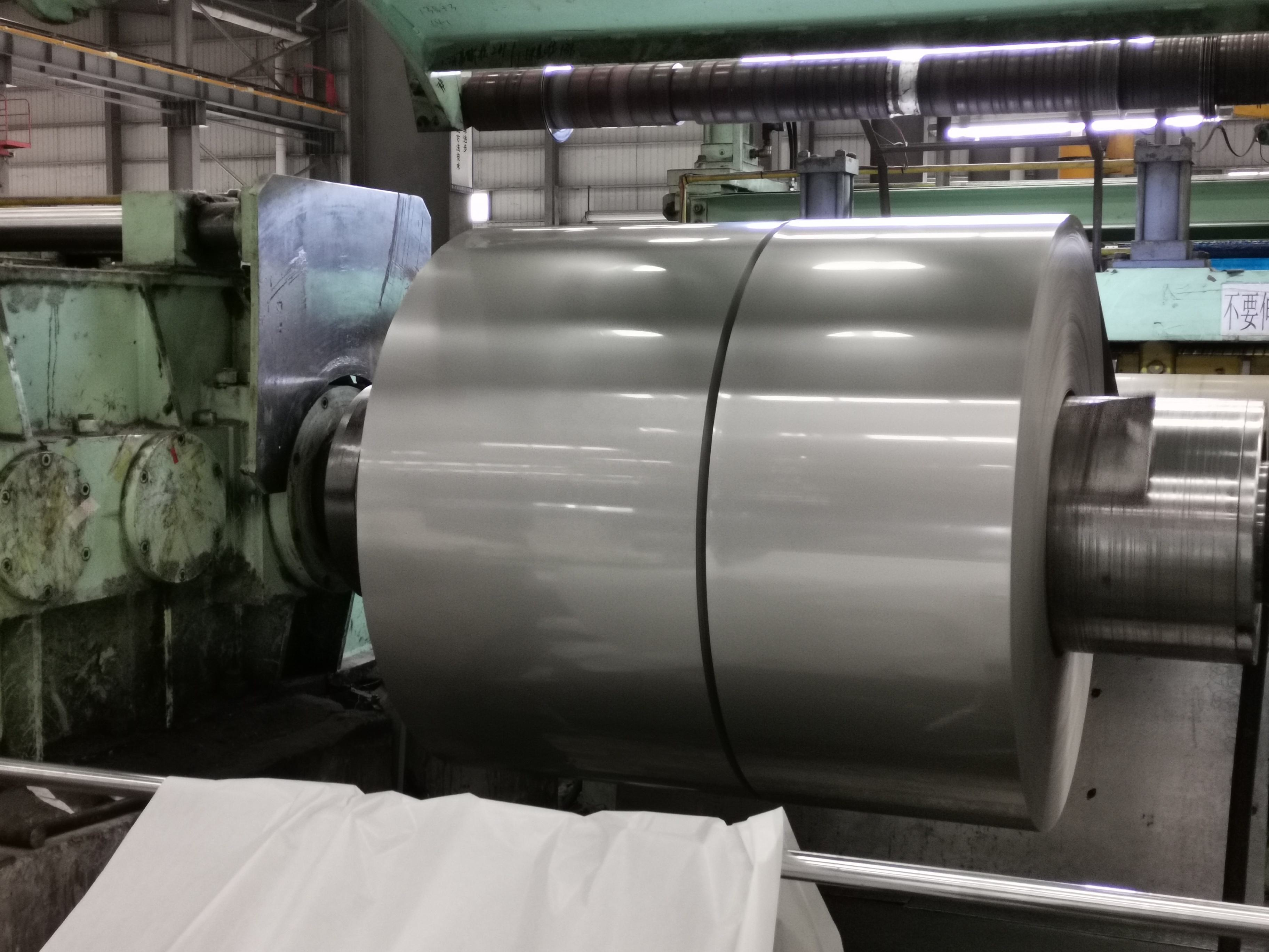 200 Series Coil Stainless 201 Harga SS304 Inox SS Coil Price Per Kg 2B BA SUS AISI Grade 201 304L 304 Stainless Steel