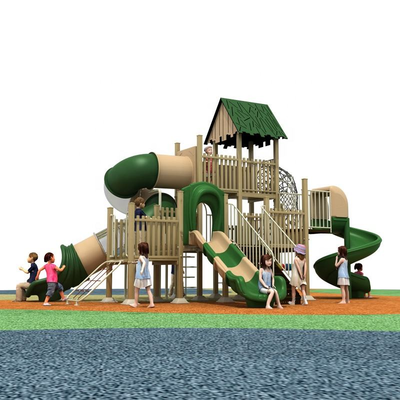 Vasia New design kids zone playground equipment fun for outdoor