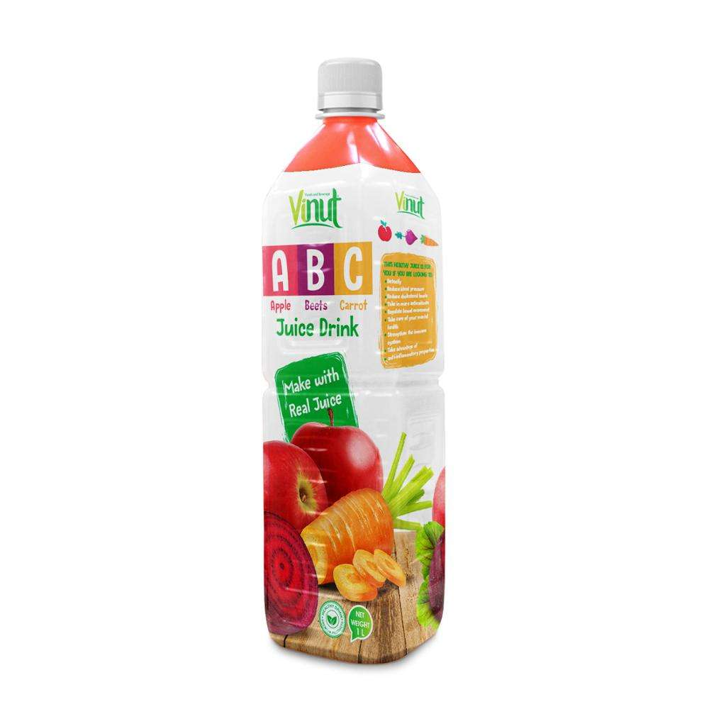 Abc Jus Apple Bit Wortel VINUT Produsen Minuman