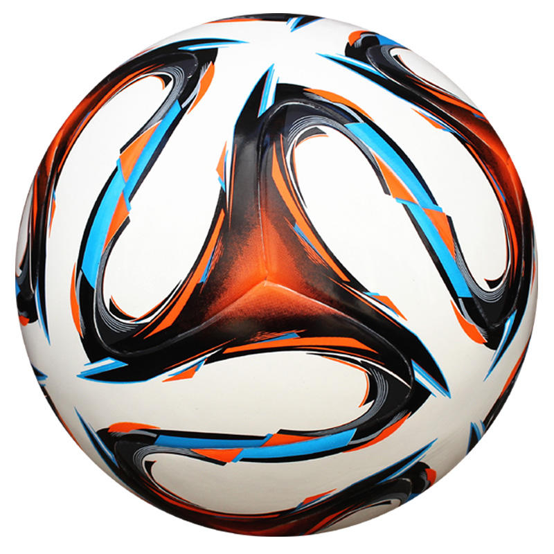2020 Best Quality Thermally Bonded Match Football Size 5 Customized LOGO Printing Soccer Ball For Training and Match