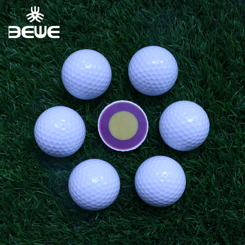 OEM Printing Professional 4 Layers Urethane Tournament Golf Ball