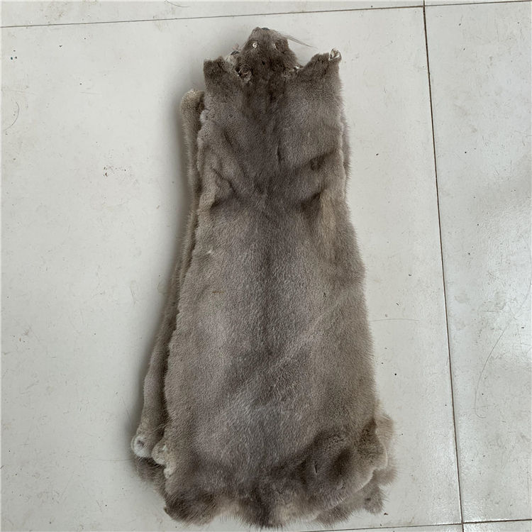 Natural Mink fur High quality Mink fur skin real Pelt