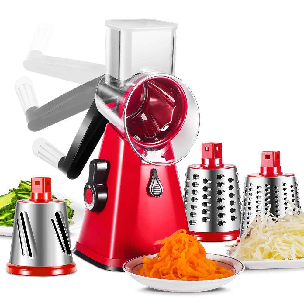 Amazon hot sale kitchen magic manual quick fruit handy pull vegetable chopper as seen on TV