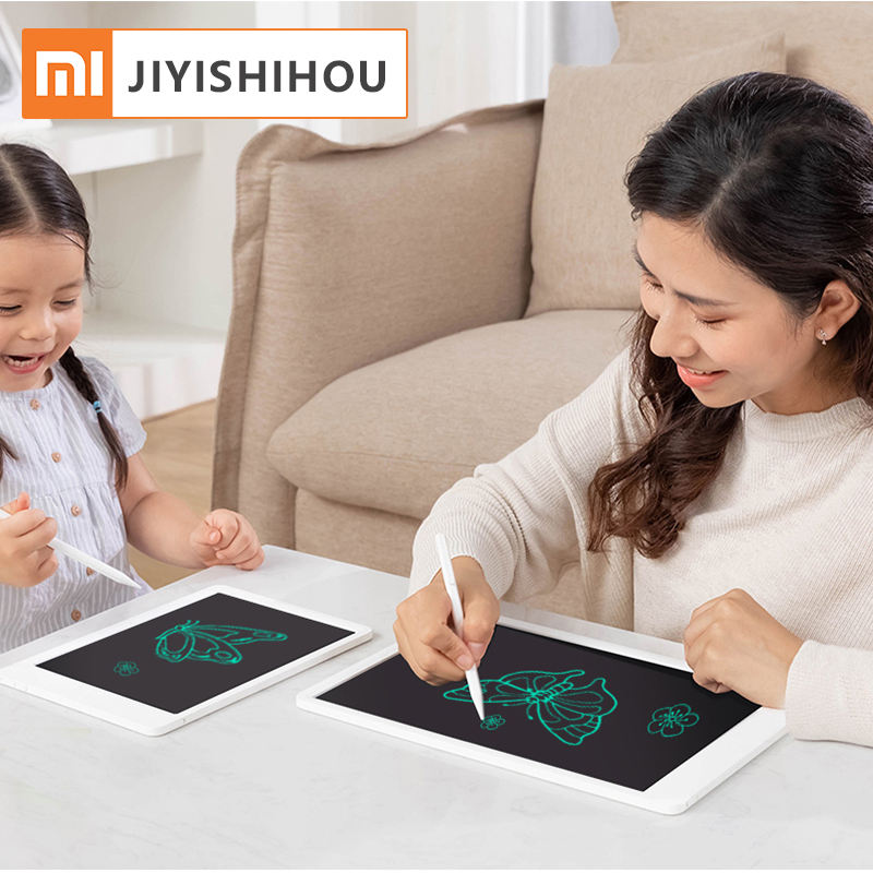 Xiaomi Mijia 10Inch LCD Drawing Writing Tablet Board Handwriting Pads for Children Xiaomi School Writing Board