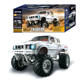 1:10 scale fastest big wheel 4wd rc monster pickup truck