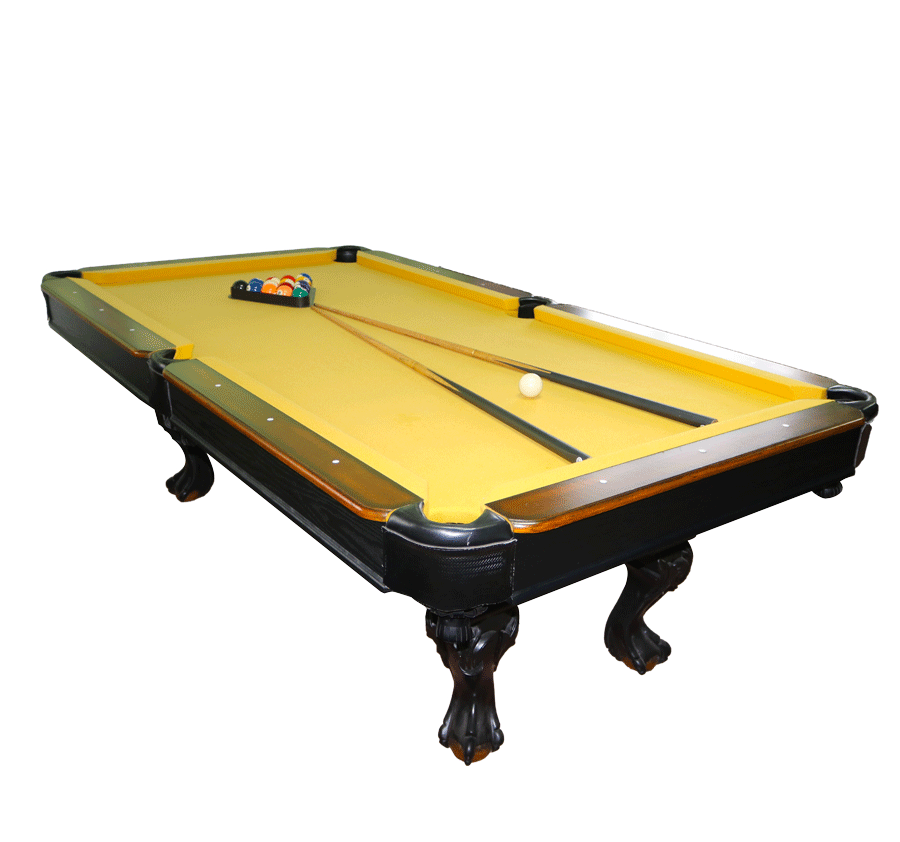 Luxury Indoor Sport Snooker & Billard Pool Table