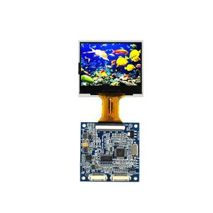 A colori da 2.5 pollici lcd 480x234 piccolo display per il video monitor