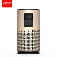 AUN Full HD Projector M1, 1920x1080P, LED Projector for 3D Home Cinema Optional M18UP(4K)