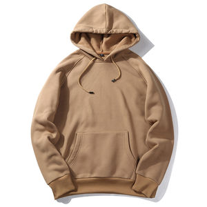 Guangzhou Joyord OEM/ODM Sudadera Con Capucha Customized retail sweater Pullover Plain Oversized Cotton Printed Men Hoodies