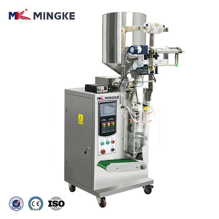 중국 공급 업체 자동 액체 포장 기계 웬 샴푸/ 요리 석유 가격