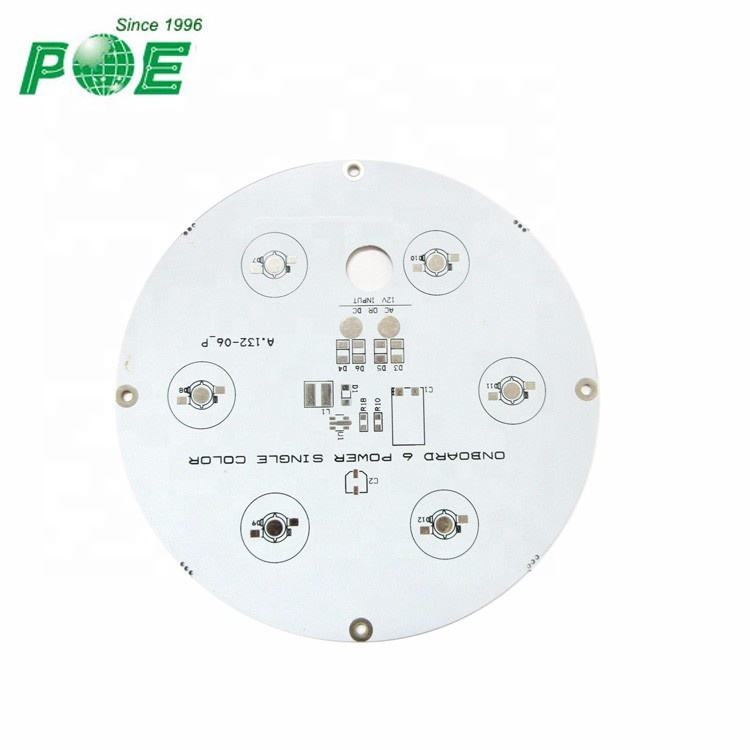 Custom made LED Board 94v0 Aluminum PCB manufacturer