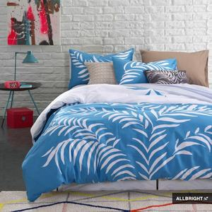 100% cotton customize bed printed bedding sheet comforter sets
