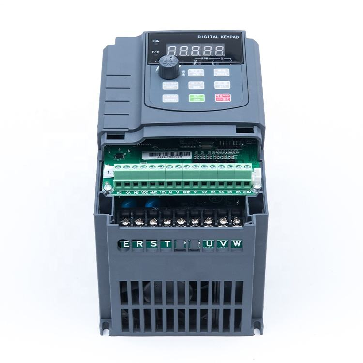 ZQ511M-1R5G1 220V 1.5KW 50HZ 60HZ CHINA DRIVE VFD INVERTER ac motor power inverter