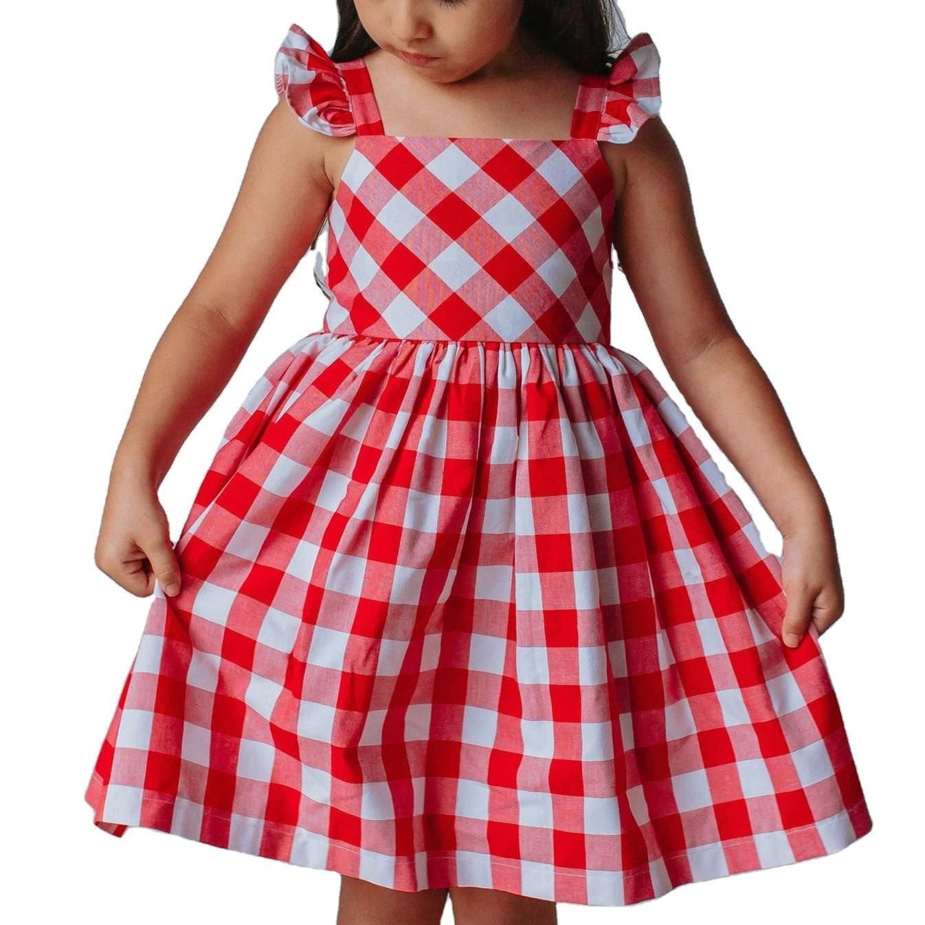 New Promotion High Quality Fast Shipping Cotton Event Girl Dresses 2021 Manufacturer from China