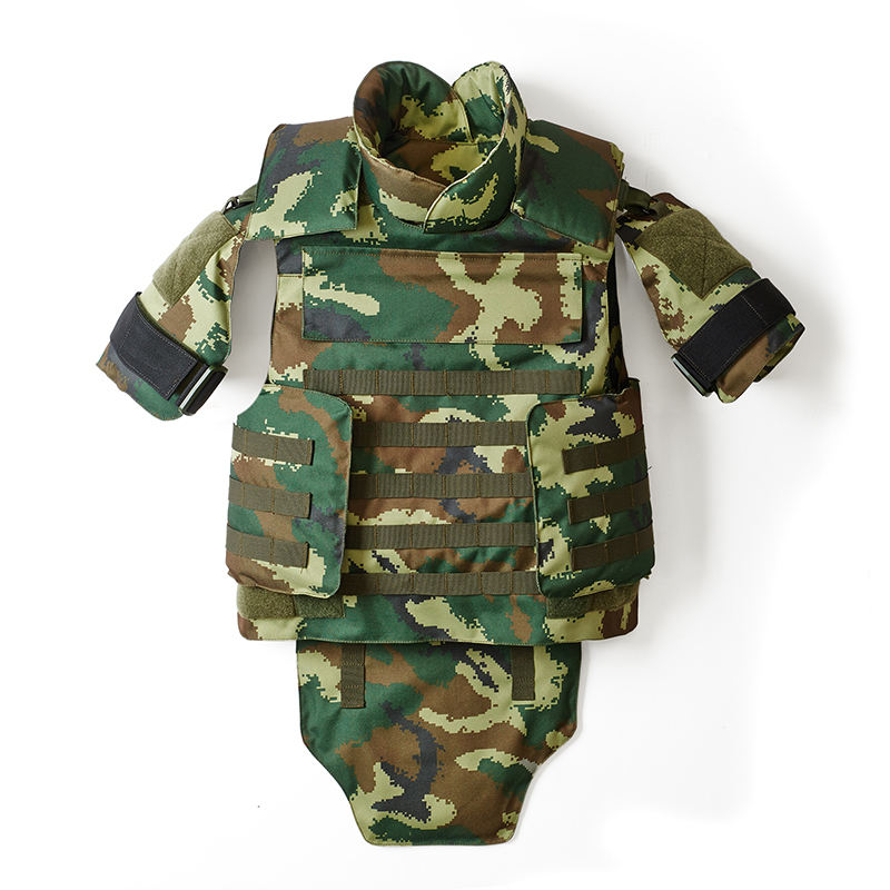 Other+Police High Quality Camouflage Anti Riot Bulletproof Vest