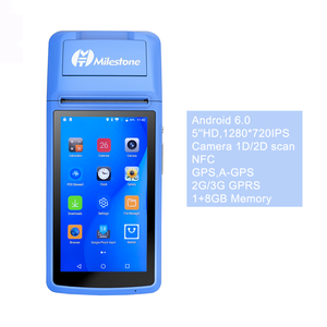 High quality MHT-M1 Android pos terminal with printer NFC mobile pos terminal