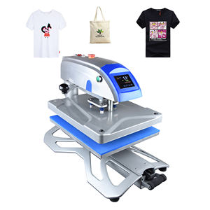 Hot Sale 40x50 Automatic Electrical Sublimation T-Shirt Heat Press Machine