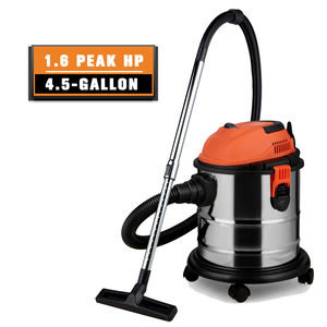 4.5Gallon 1200w Corded Electric Household Wet and Dry Vacuum Cleaner Water Sucking Machine