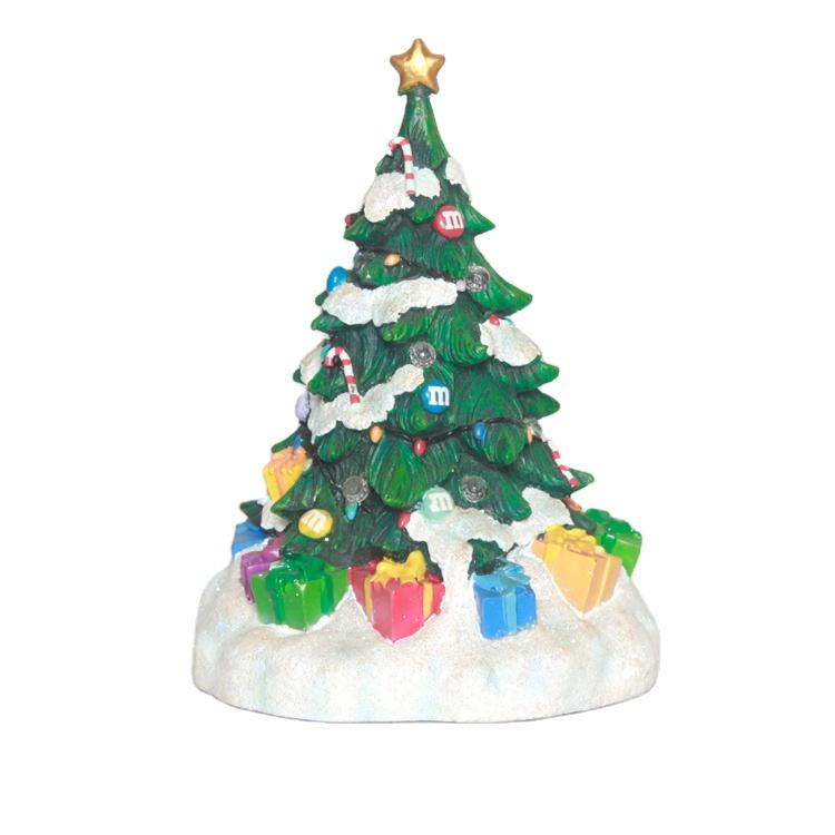 Mini Crafts Christmas Gift Ideas Christmas Tree Decoration With Led Light