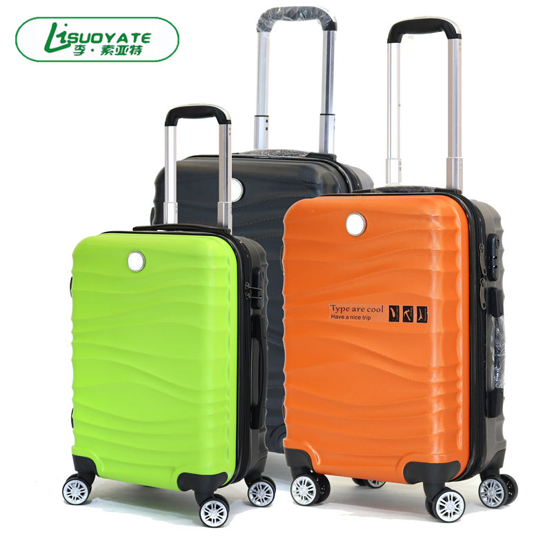 Travel bag suitcase luggage to suitcase box, luggage-sets and leather travel bag 20,24,28 inches ABS luggage