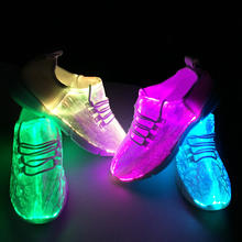 2020 running rechargeable led light shoes light up led Shoes