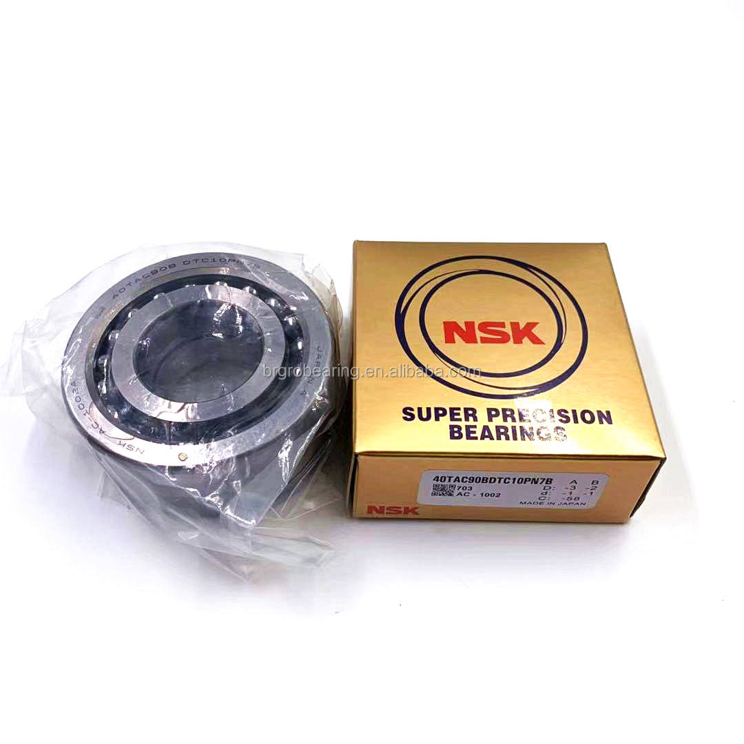 3200 3201 3202 3203 3204 NSK Angualr contact ball bearing