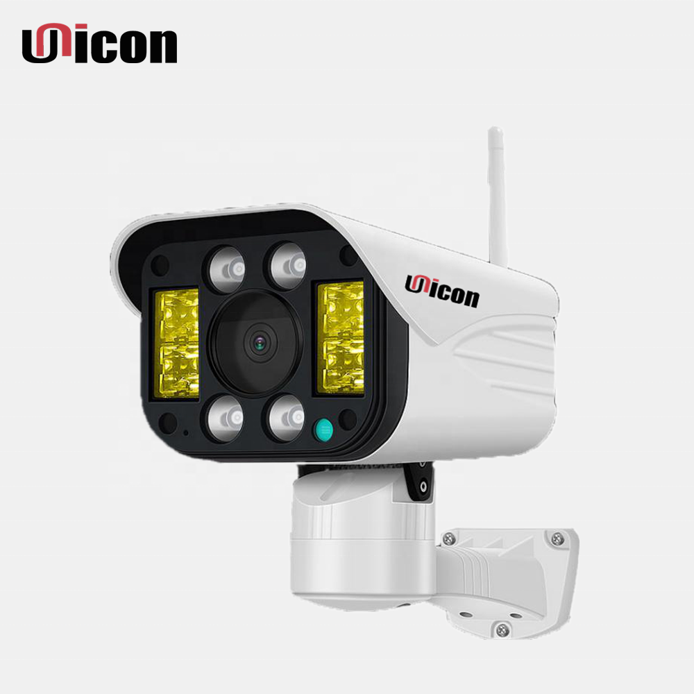 AI Alarm System Face Capture Analysis 3MP P2P CCTV Camera Face Recognition