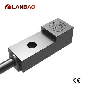 LANBAO position sensor PC inductive sensor DC 10-30V NPN NO 3 wires proximity switch sensor for mask machine