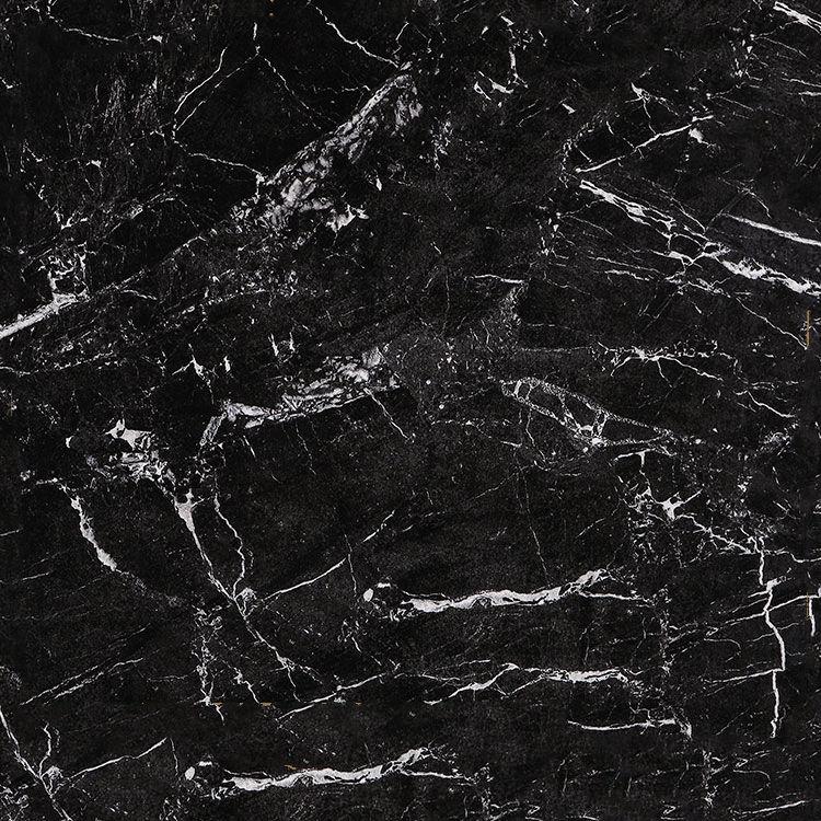 Black Marble Look Italian Clean Glazed
