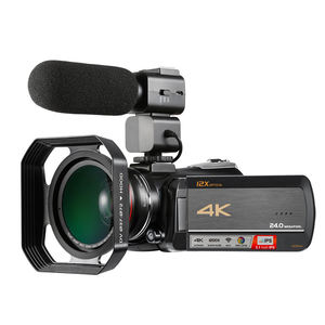 Flash Storage Zoom Card Dimensions Video Digital Video Camera 4K Professional Camcorder