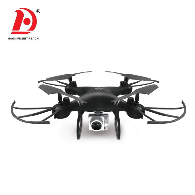 HUADA 2021 2.4G 4 Axis Profesional FPV Quadcopter RC Toy Drone with HD Wifi Video Camera