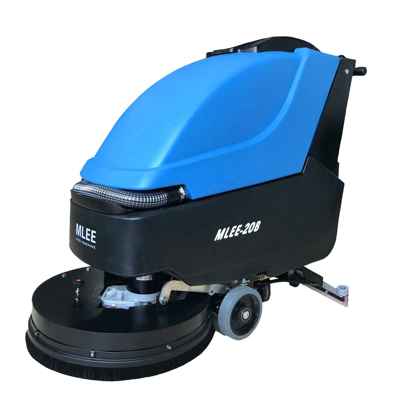 MLEE 20B 24V Battery Recharged Vacuum Cleaner Machine Concrete Epoxy Timber Floor Scrubber