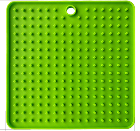 Silicone Non Slip Design Licking Mat Healthy Eating Dog Pet Slow Food Plate