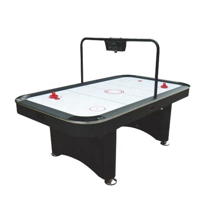 High quality china outdoor entertainment air hockey table multi-color full size air professional AIR HOCKEY TABLE