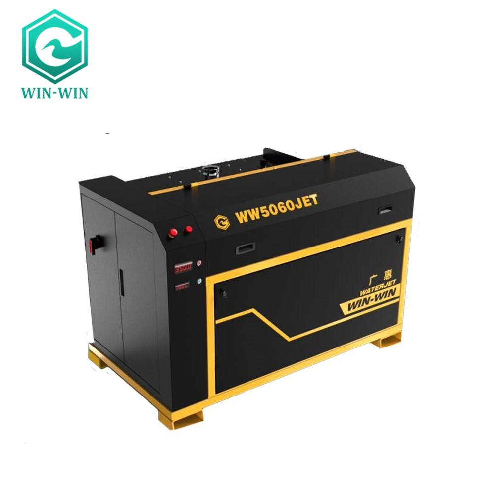 Best Price Cnc Waterjet Cutting Machine Intensifier Pump High Pressure Pump for Waterjet Cutting System Robot Station