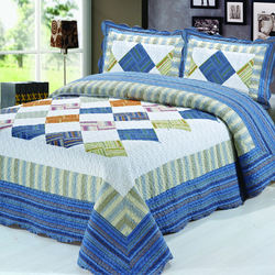Fast Shipping Hometextile luxury quilt cover microfiber all