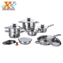 Royalty Line Cooking Pan Set Cookware Kitchen Ware Cookware Set With Handle