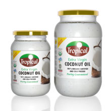 100% Cold Pressed Extra Virgin Coconut Oil / Virgin Coconut oil in 5 liter/10 liter/ 20 liter Jerry Cans