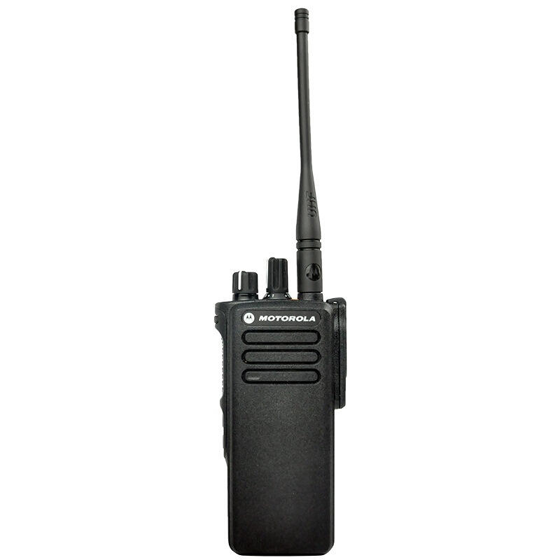 Motorola DMR portable radio P8608 with complete accessories digital two way radio UHF and VHF