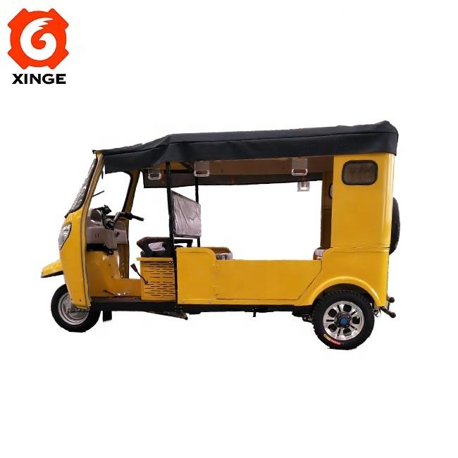 Adult Gasoline Motor Tricycles