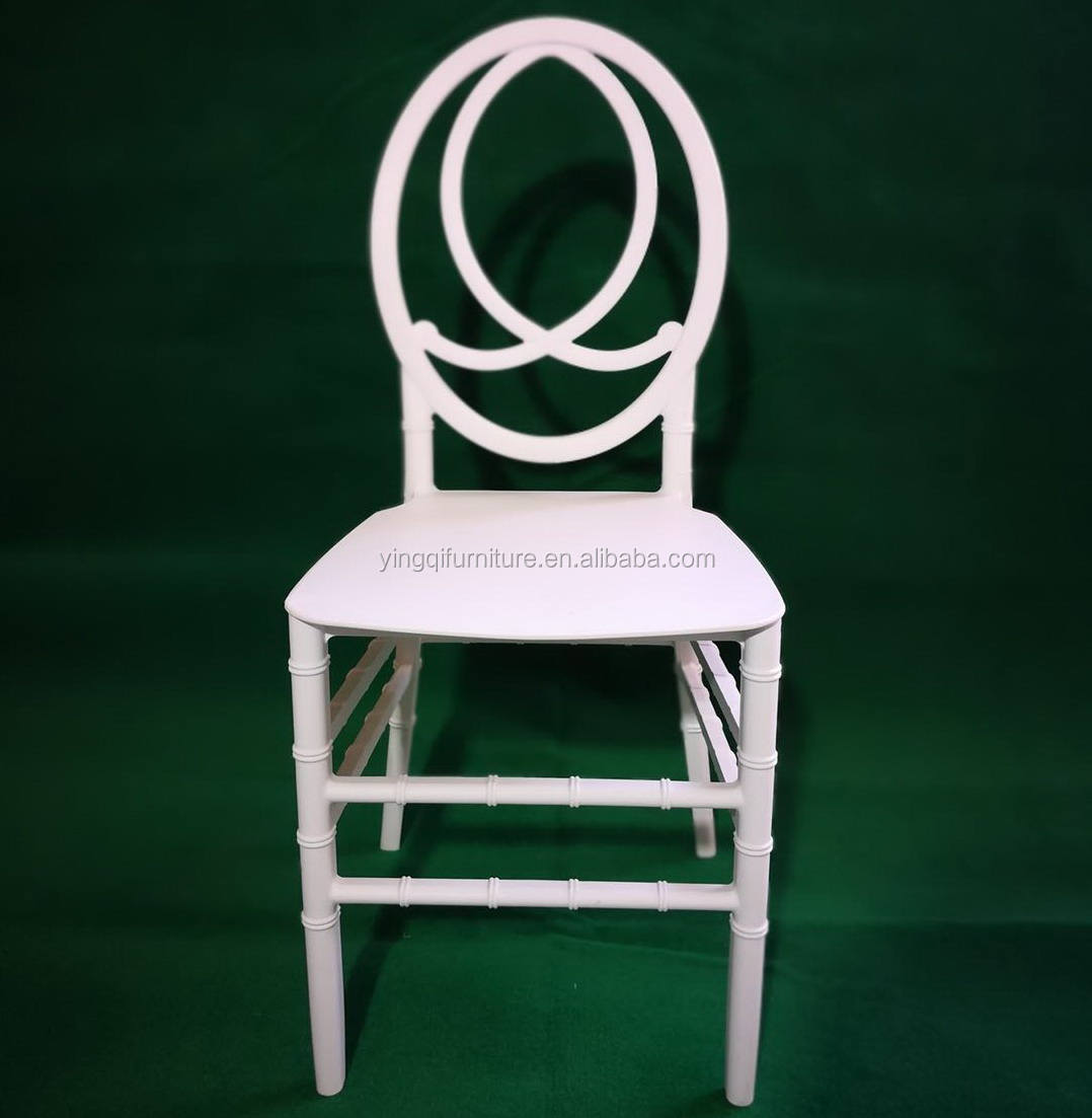 Cheap White Resin Phoenix Wedding Event Chairs