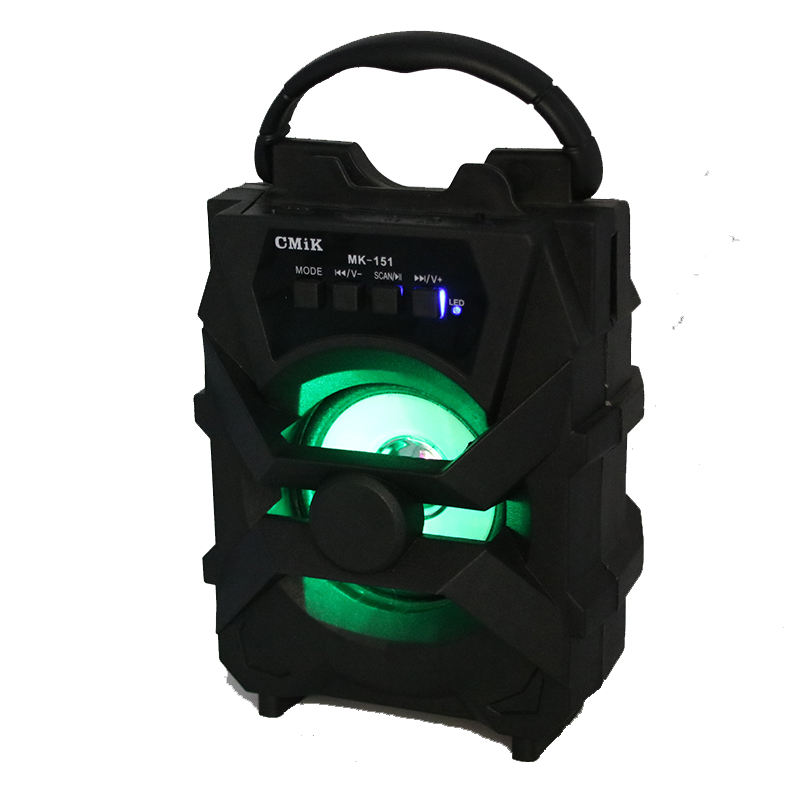 CMIK MK-151 audio subwoofer tws bt loud music hifi wireless portable usb blue tooth parlantes bass oem custom mini small speaker