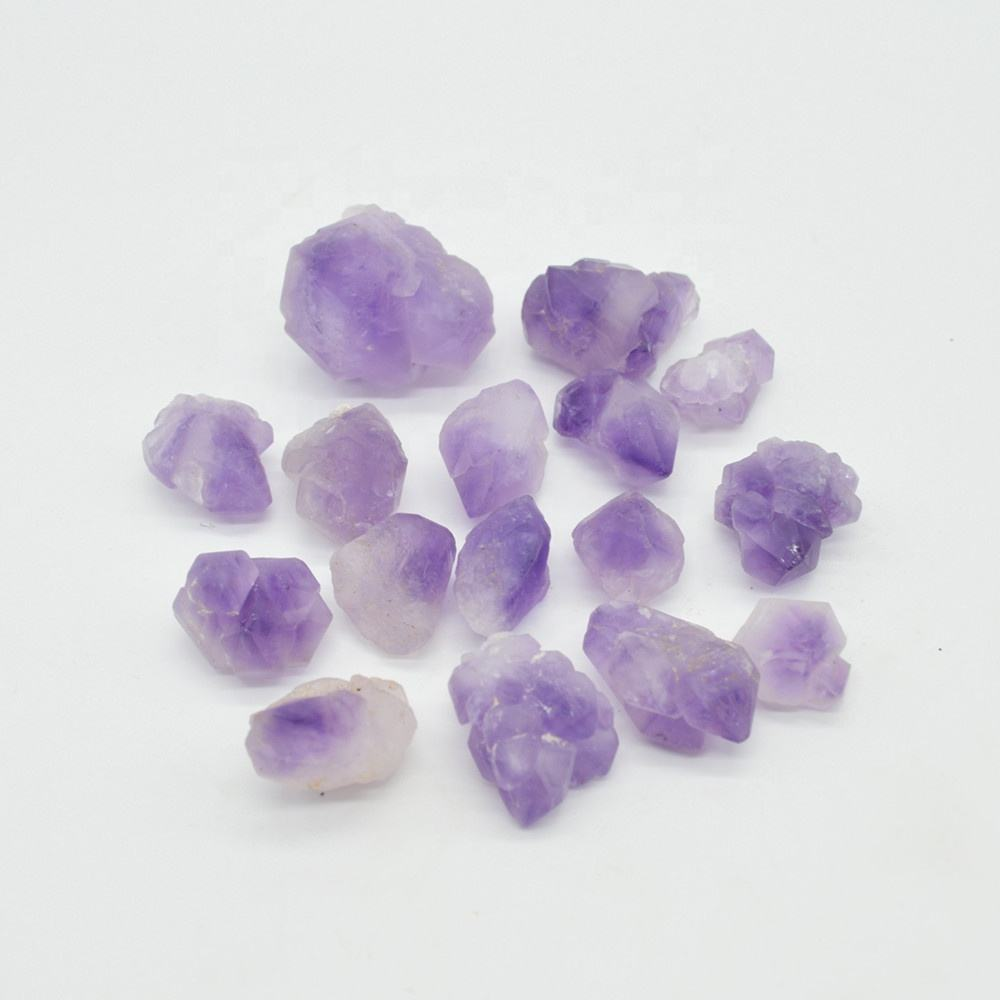 100%natural top quality crystal amethyst crystal cluster flower for sale