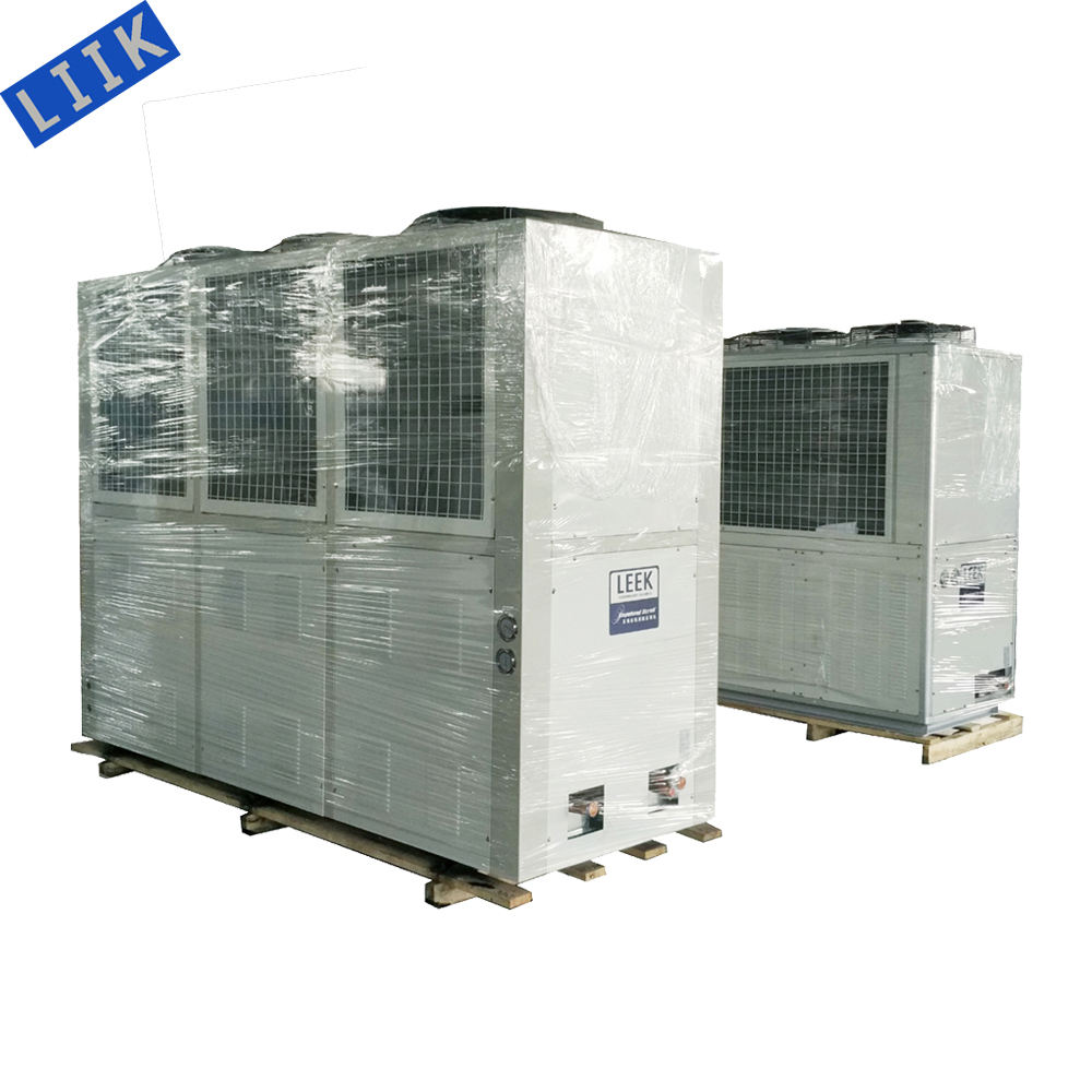 LKPG series 50HP air cooled condensing unit/condenser unit/chiller