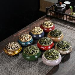 Modern Household Small Incense Burner Sandalwood Censer With