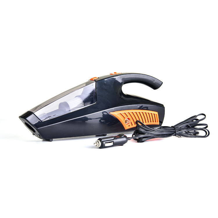 Handy Powerful 4.5M Cord Car Wet And Dry Vacuum Cleaner For Carpet Clean