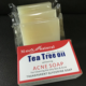 oily sensitive acne skin cleaning wheat perfume 100% natural pure Natural transparent glycerin whitening tea tree oil acne soap