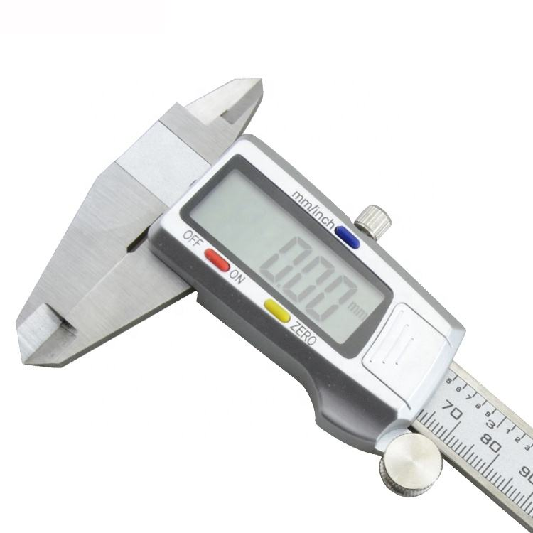 China Competitive Price150mm 200mm 300mm Insize Electronic Digital Dial External Vernier Calipers For Measuring Tool