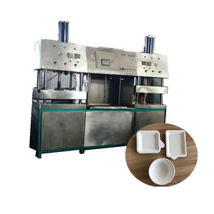 Fully Automatic Sugarcane Bagasse To Pulp Paper Plate Making Machine Price