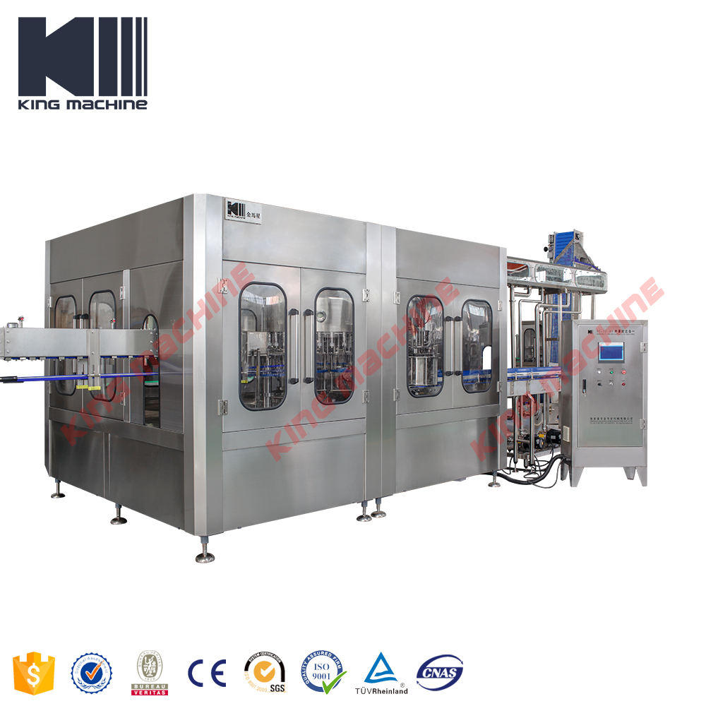 Best price coconut water bottling machine filling plant